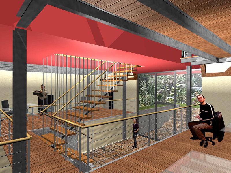 casa tatu bauen im bestand. Black Bedroom Furniture Sets. Home Design Ideas